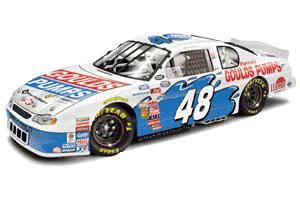 Action 2000 Mike McLaughlin Goulds Pumps diecast