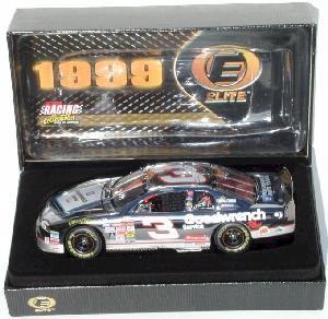 Action 1999 Dale Earnhardt GM Goodwrench Plus / Last Lap (Elite) diecast