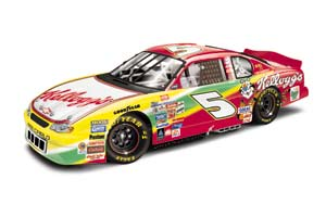 Team Caliber 2000 Terry Labonte Kelloggs Racing (Owners) diecast