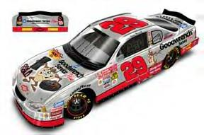 Action 2001 Kevin Harvick GM Goodwrench Service Plus Looney Toons Taz H/O diecast
