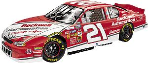 Action 2000 Mike Dillon Rockwell Automation diecast