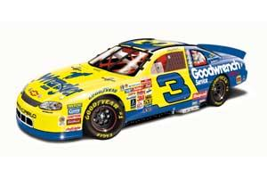 Action 1999 Dale Earnhardt GM Goodwrench Service Plus Wrangler Jeans H/O diecast