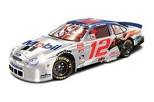 Action 1999 Jeremy Mayfield Mobil 1 Kentucky Derby 125th (Elite) diecast