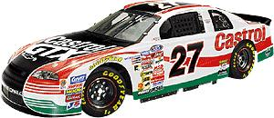 Action 1999 Casey Atwood Castrol GTX diecast