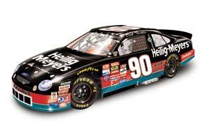Hot Wheels 1998 Dick Trickle Heilig-Meyers diecast