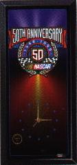 Jebco 1998 Nascar 50th Anniversary Clock (000104 of 10,000) diecast