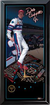 Jebco 1998 Dale Earnhardt Jr. AC Delco 50th Ann Clock (000905 of 5,000) diecast