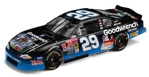 Action 2002 Kevin Harvick E.T. 20th Anniversary Special Paint diecast