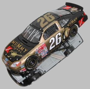 Team Caliber 2001 Jimmy Spencer Mummy Returns (Preferred Series) diecast