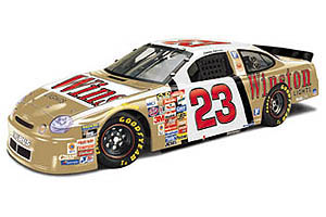 Action 1999 Jimmy Spencer Winston Gold (Elite) diecast
