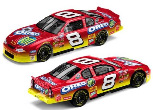 Action 2003 Dale Earnhardt Jr. Oreo Ritz (Red) Busch Series Monte Carlo diecast