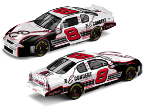 Action 2003 Dale Earnhardt Jr. Tribute Concert diecast