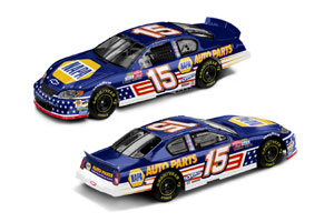 Action 2003 Michael Waltrip NAPA Stars and Stripes Monte Carlo diecast