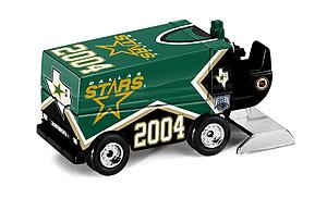 Action 2004 Dallas Stars Zamboni diecast