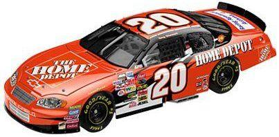 Action 2004 Tony Stewart Home Depot Monte Carlo diecast