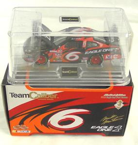 Team Caliber 2000 Mark Martin Eagle One Taurus (Owners in display case) diecast