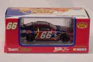 Team Caliber 2000 Darrell Waltrip Big Kmart Victory Tour Ford Taurus (Owners in display case) diecast