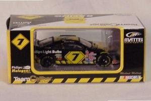 Team Caliber 2000 Michael Waltrip Nations Rent (Owners in display case) diecast