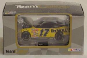 Team Caliber 2001 Matt Kenseth Dewalt (Owners in display case) diecast