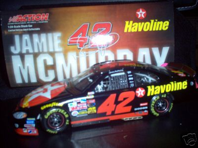 Action 2004 Jamie McMurray Havoline Intrepid diecast