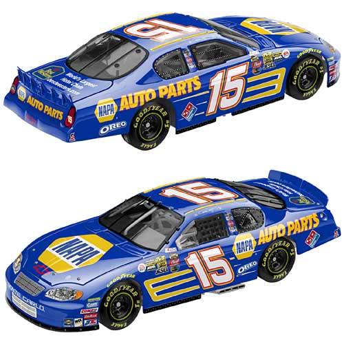 Action 2004 Michael Waltrip NAPA diecast