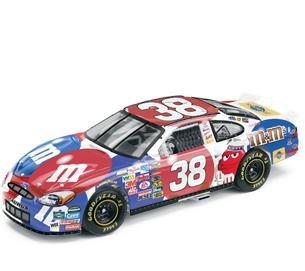 Action 1/24 2004 Elliott Sadler M&Ms 4th of July Ford Taurus