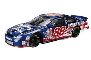 Action 1999 Dale Jarrett Quality Care Last Lap of the Century ~ diecast