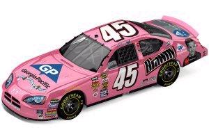 Action 2005 Kyle Petty Georgia Pacific  Mothers Day Dodge Charger diecast