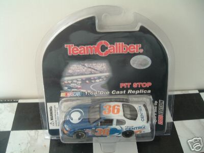 Team Caliber 2005 Boris Said Centrix Chevy (Pit Stop Series) diecast