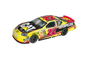 Team Caliber 2005 Scott Wimmer Caterpillar Dodge Charger (Pit Stop Series) diecast