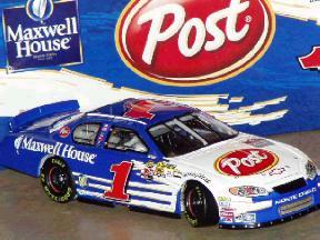Action 2004 John Andretti Post Maxwell House Chevy Monte Carlo diecast