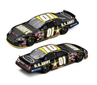 Action 2006 Joe Nemechek US Army Chevy Monte Carlo (RCCA Club Car #83 of 120) diecast