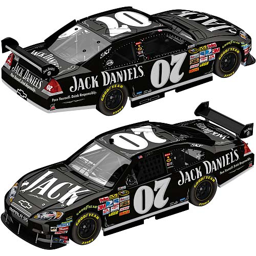 Action 2009 Casey Mears Jack Daniels Chevy Impala diecast