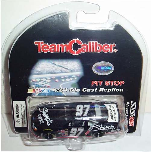 Team Caliber 2005 Kurt Busch Sharpie Autographs Ford (Pit Stop Series) diecast