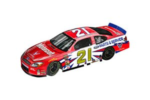 Team Caliber 1/64 2005 Ricky Rudd Motorcraft Ford Taurus (Pit Stop Series)