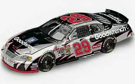 Action 2005 Kevin Harvick Goodwrench Chevy Monte Carlo diecast