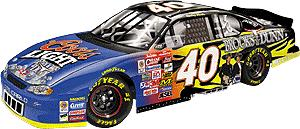 Action 2000 Sterling Marlin Coors Light Brooks & Dunn diecast
