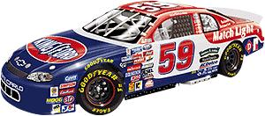 Action 1999 Mike Dillon Kingsford diecast