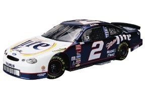 Action 1999 Rusty Wallace Miller Lite Last Lap diecast