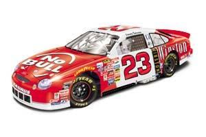 Action 1999 Jimmy Spencer Winston No Bull Red diecast