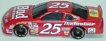 Action 1997 Ricky Craven Budweiser diecast
