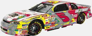 Revell 1998 Terry Labonte Iron Man diecast