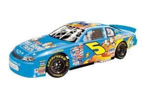 Team Caliber 1999 Terry Labonte Kelloggs Rice Krispies Treats (Owners in display case) diecast