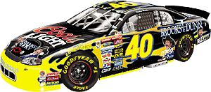 Team Caliber 1999 Sterling Marlin Coors Light Brooks & Dunn diecast