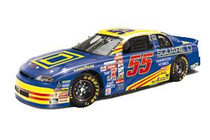 Team Caliber 1999 Kenny Wallace Square D diecast