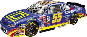 Team Caliber 2000 Kenny Wallace Square D (Owners) diecast