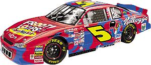 Action 2000 Terry Labonte Cherry Berry Swirl diecast