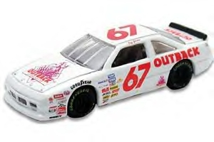 Action 1990 Jeff Gordon Outback Steakhouse diecast