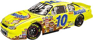 Team Caliber 2000 Jeff Green Nesquik (Owners) diecast