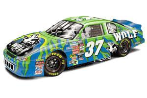 Action 2000 Kevin Grubb Timber Wolf Ripped diecast